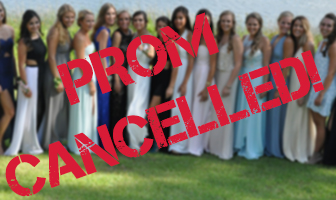 2020 Prom Cancelled
