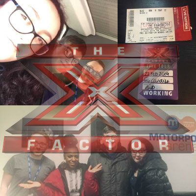Llanishen High has the X-Factor!